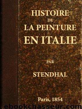 Histoire de la peinture en Italie by Histoire - ebooks ...