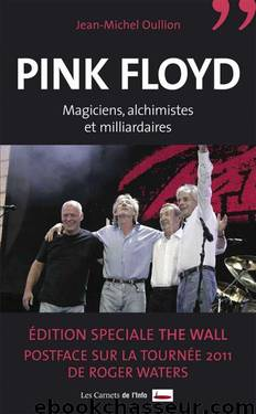 Pink Floyd by Biographies